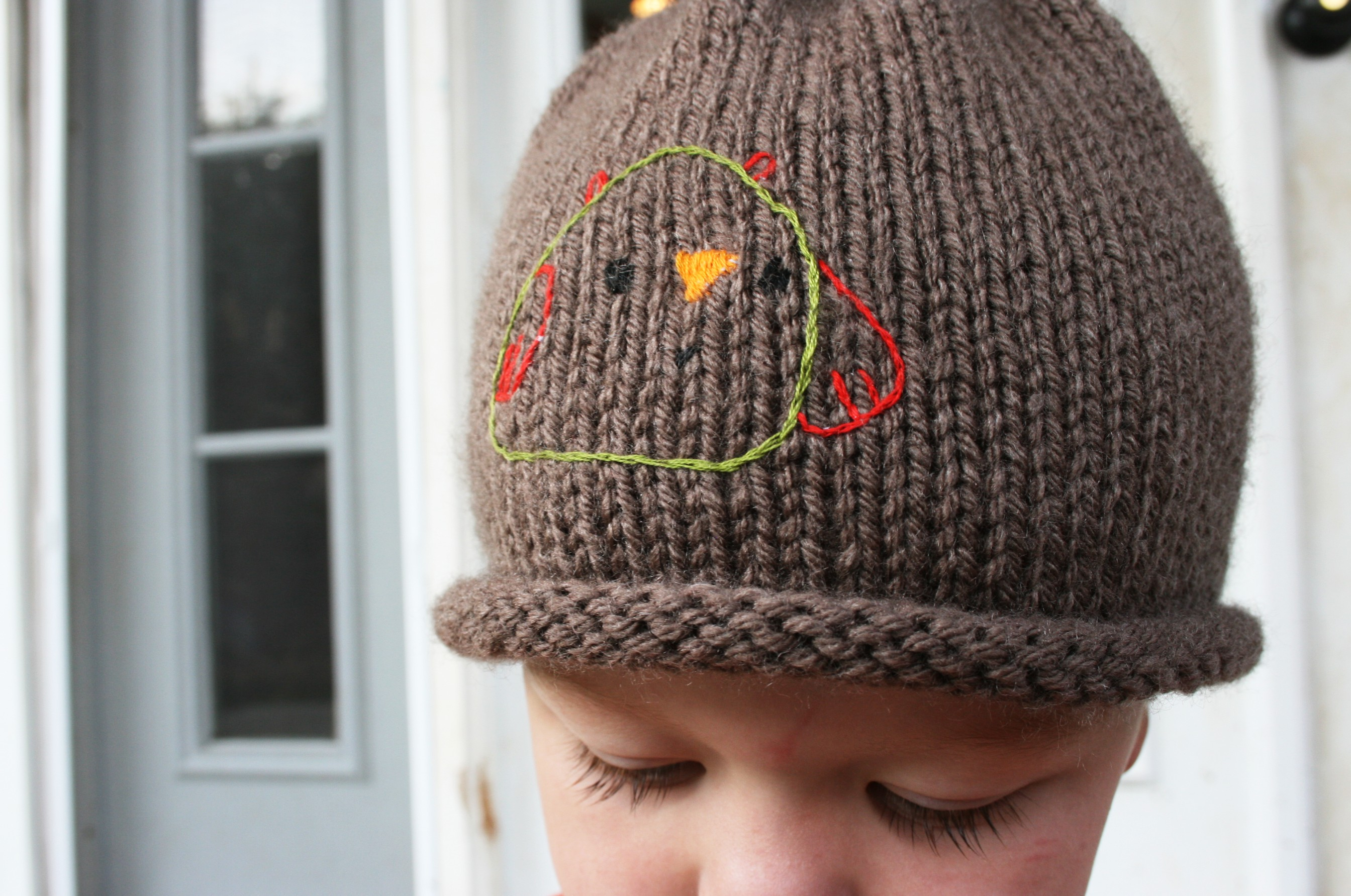 Pimp Stitch Embroidery On Knitting : Pimp Stitch : Tutorial Monday :: Embroidery On Knitting